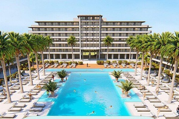 El hotel Corendon Mangrove Beach Resort abrirá en abril de 2020