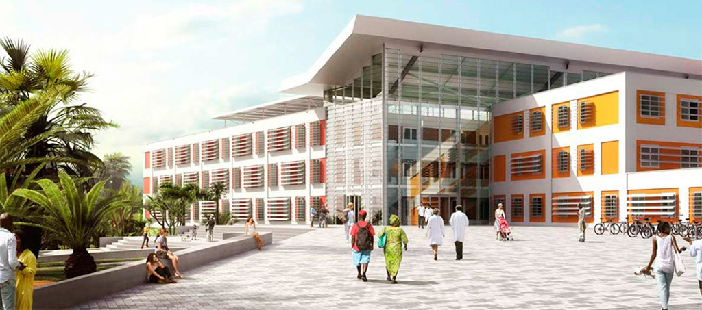 The Curacao Medical Center is open for business