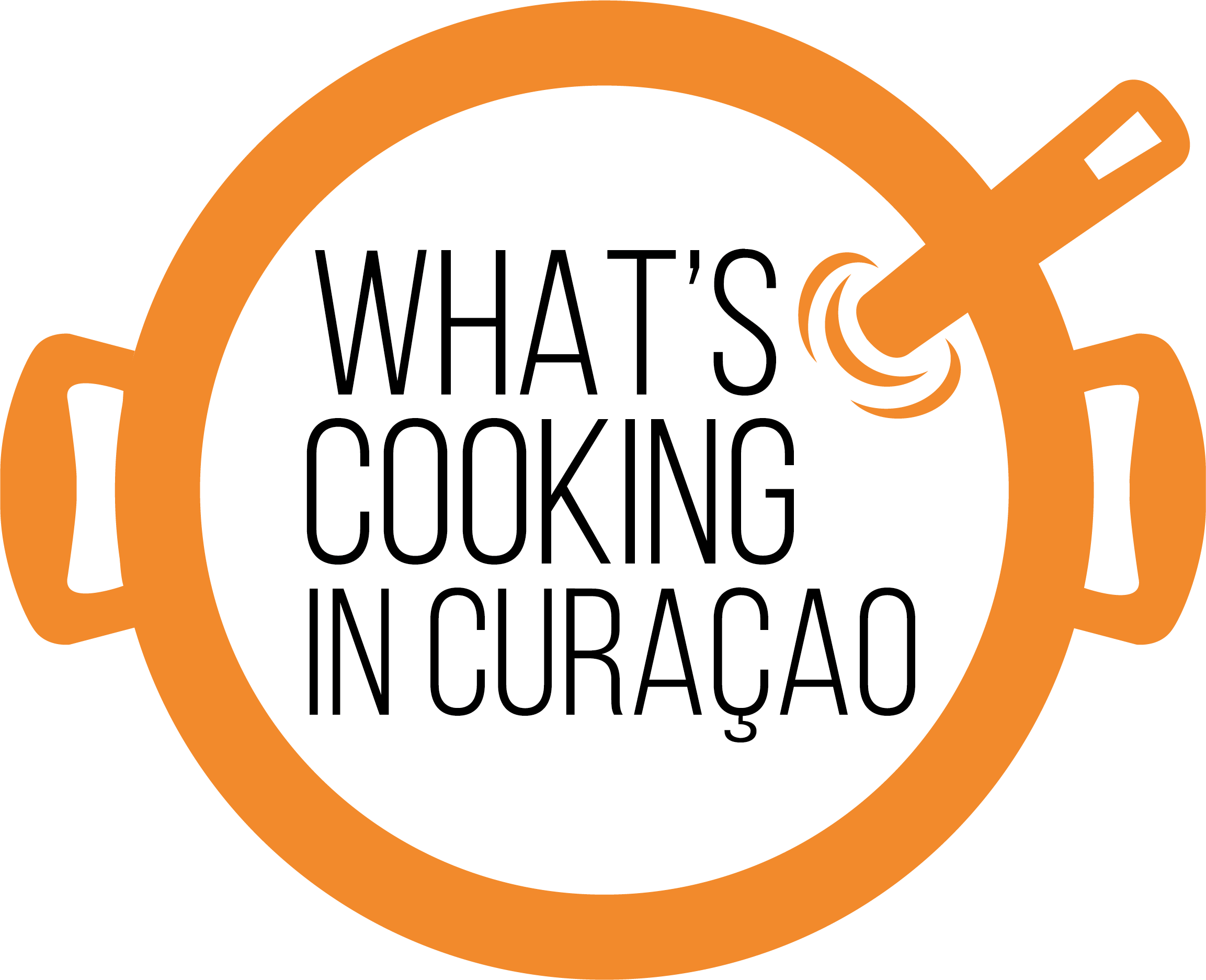 Logo - What's Cooking In Curaçao