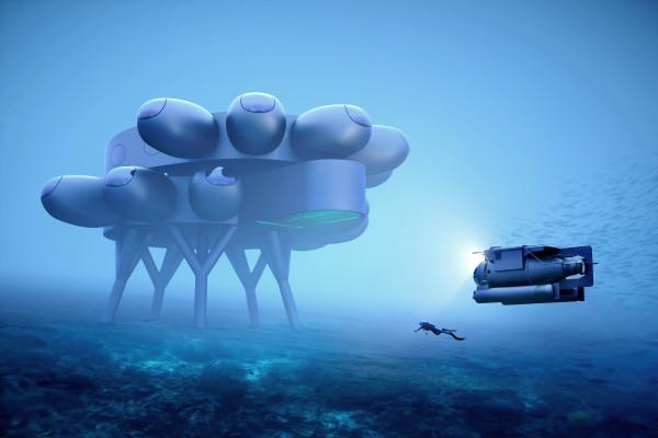 Fabien Cousteau's PROTEUS ™ Press Release